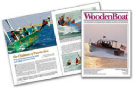 WoodenBoat Magazine
