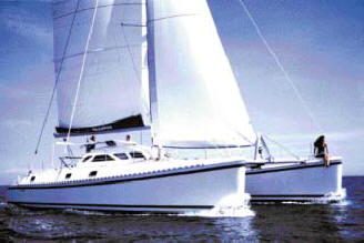 Outremer 55 light